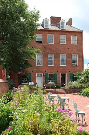 Explore Carroll Mansion