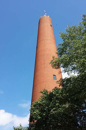 Explore the Phoenix Shot Tower