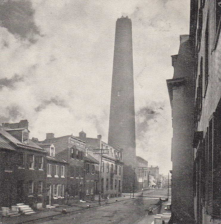 Phoenix Shot Tower